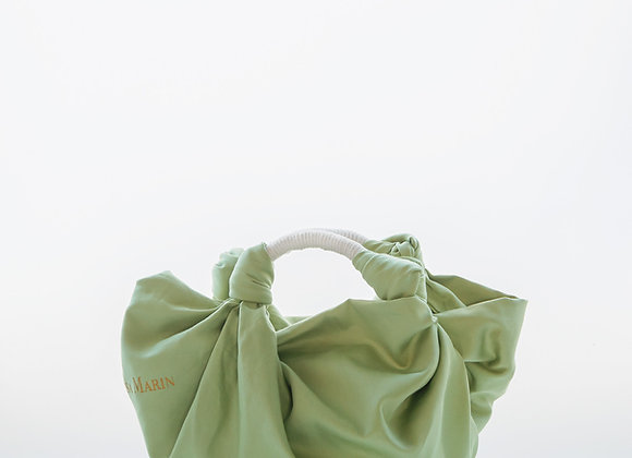 KNOTTED LITTLE / SOFT GREEN