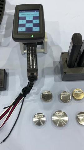 Blind sorting of various alloys using Vela handheld LIBS