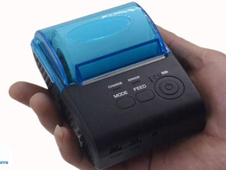 Vela's Unique Bluetooth Printer Solution