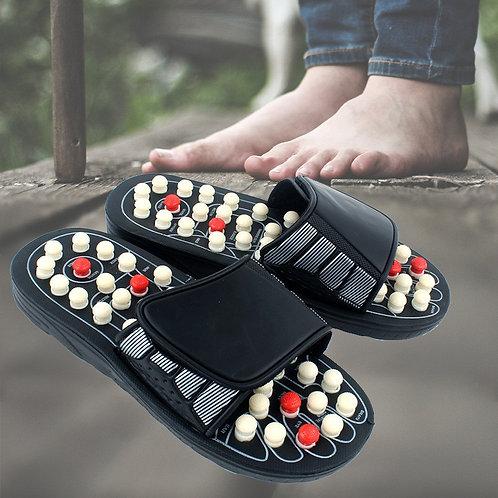 Therapeutic Acupuncture Foot Massager Plantar Fasciitis Relief Heel Arch Arthrit