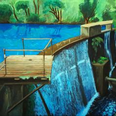 Blue Lake, Jenolan