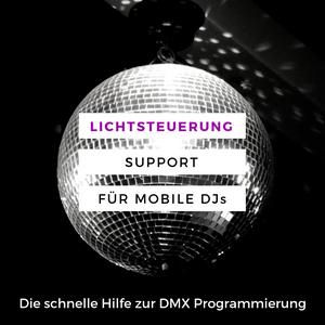 DMX Lichtprogrammierung