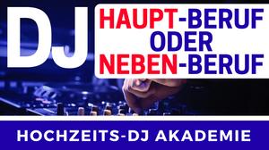 DJ Beruf