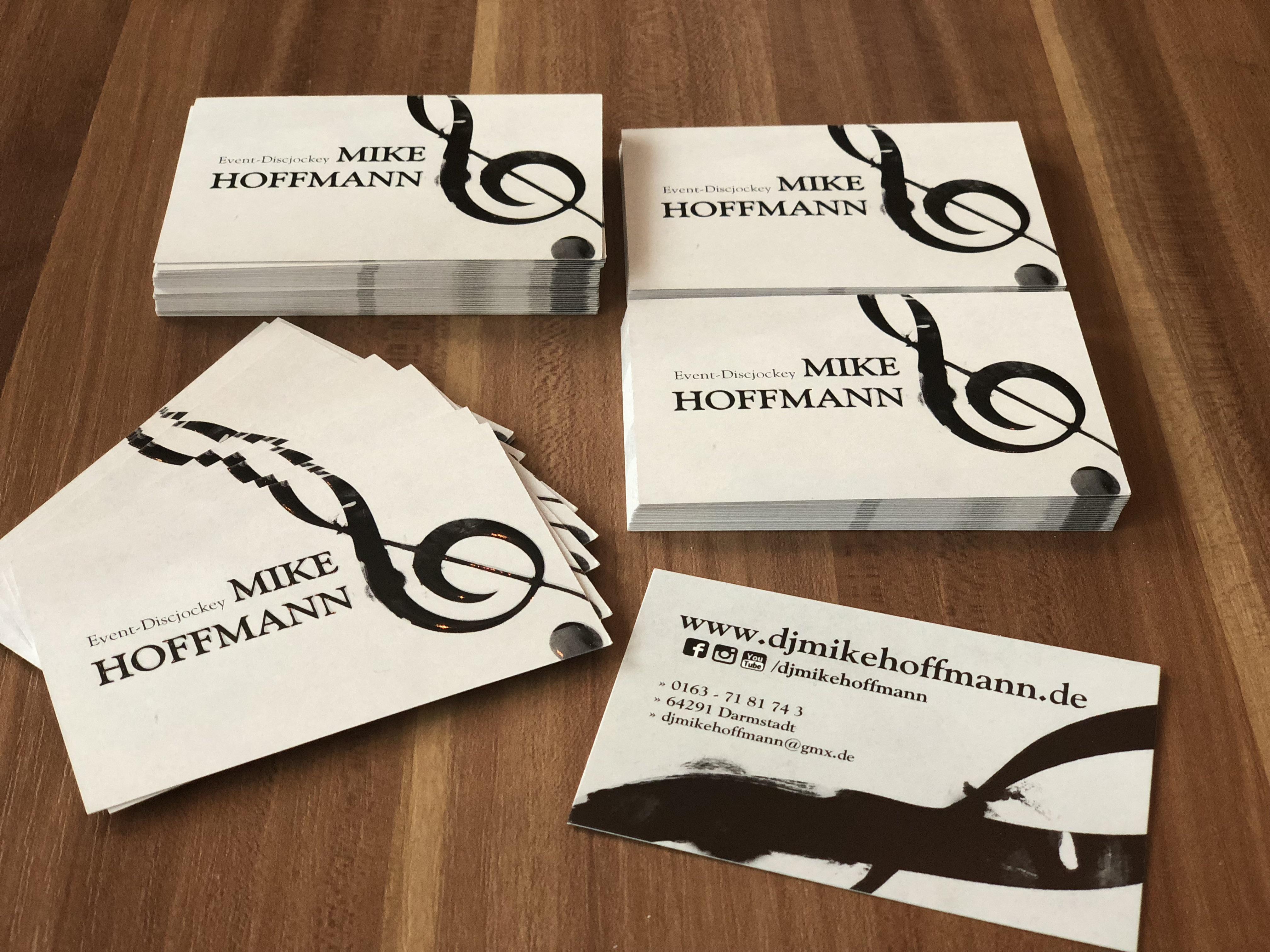 Darauf Achte Ich Bei Visitenkarten Top Hochzeit Dj Darmstadt Dj Mike Hoffmann