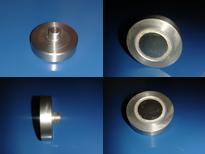 BS-0001 Base Magnética p/sensor (plana)