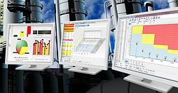 Sistema de monitores y análisis de vibraciones a distancia, monitoreo 24/7