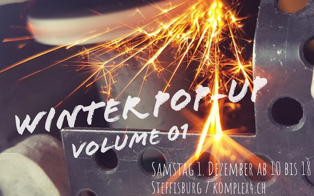 Winter Pop-up Volume 01