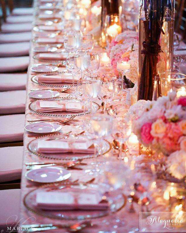 Looong table ..