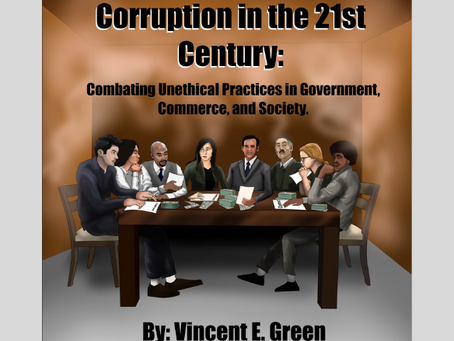 CORRUPTION: Devouring and Devaluing our Crops From Within