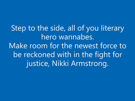 Nikki Armstrong-Measure of A Woman