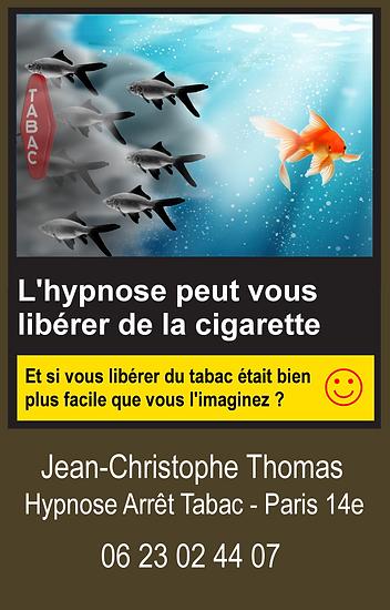 l'hypnose peut vous libérer de la cigarette - Hypnose Arret Tabac Paris 14