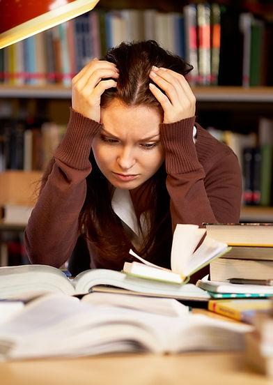 L'hypnose pour gérer le stress scolaire, le stress des études, des examens et des concours   - Jean-Christophe Thomas - Hypnose Paris 16
