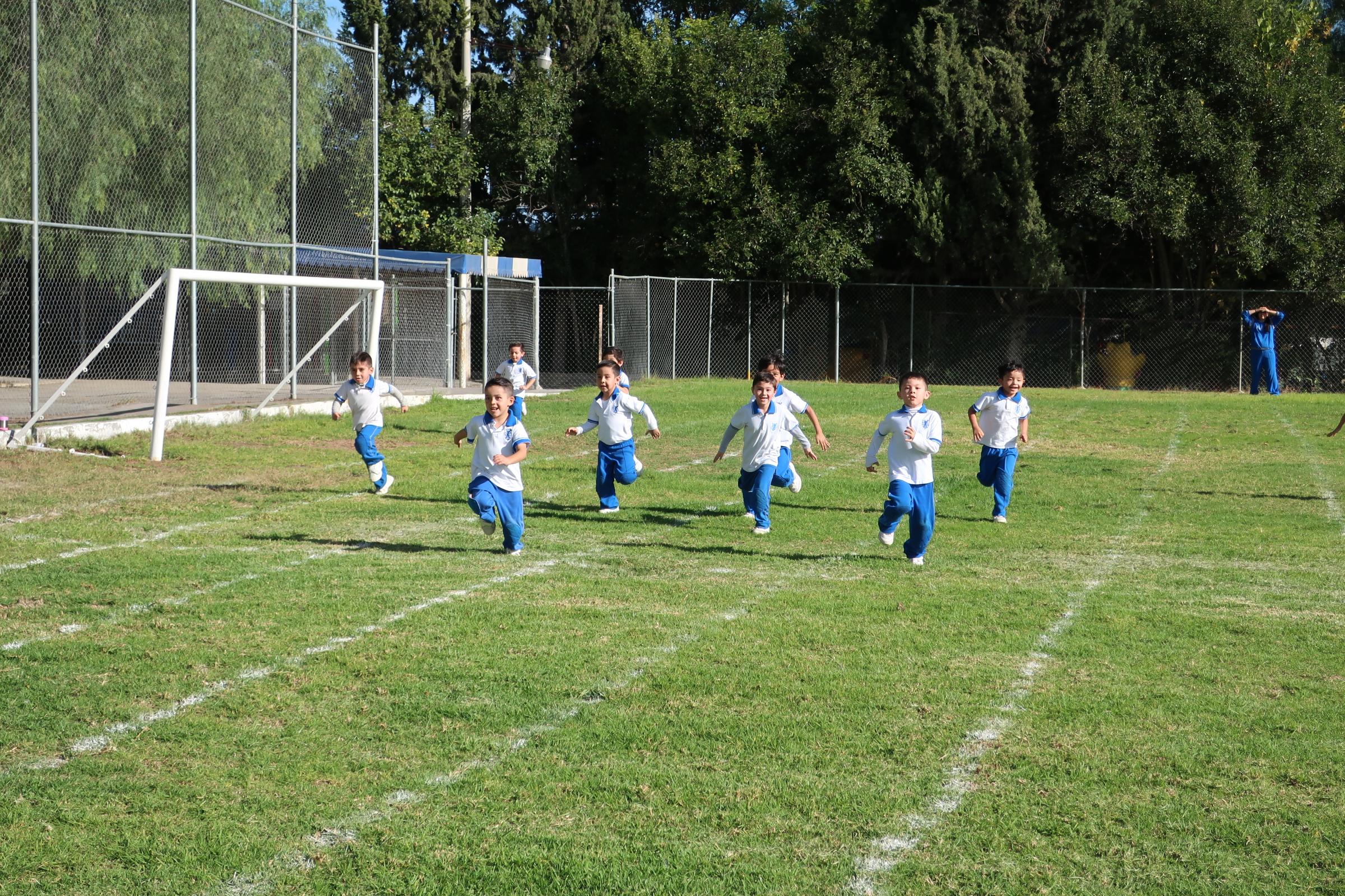 kinder jornada deportiva 3
