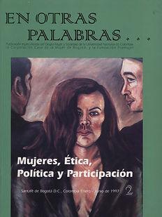Revista en otra palabras 23 Mujeres, vejez y paz
