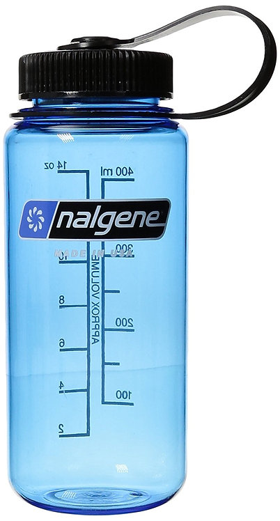 Nalgene Tritan 16oz Wide Mouth BPA-Free Water Bottle