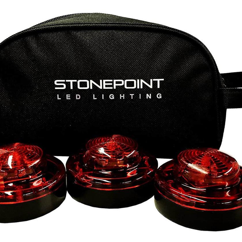 Stonepoint LED flares