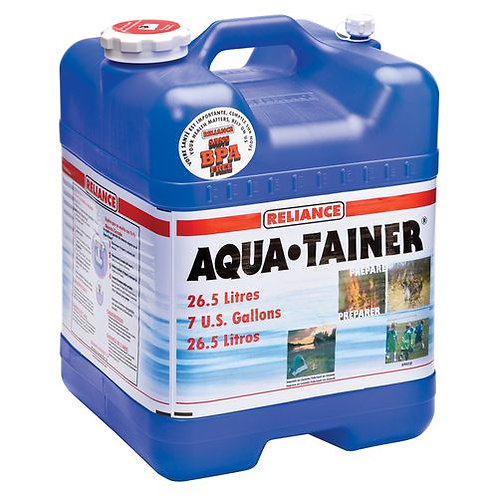 Aqua-Tainer 7 Gallon Container