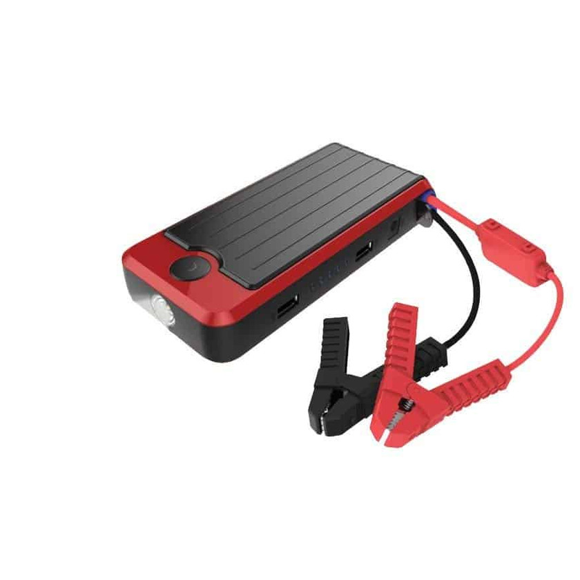 Powerall DELUXE 400A Portable 12,000 mAh Lithium V4 V6 V8 Car Jump Starter