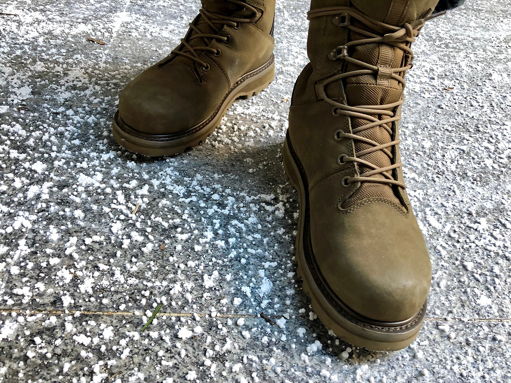 Review of 5.11 Apex waterproof boots