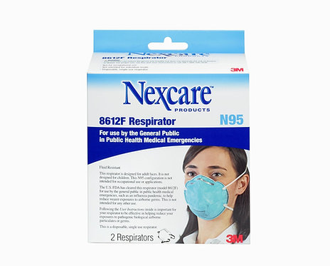 Mask, Particulate Respirator, N95 certified