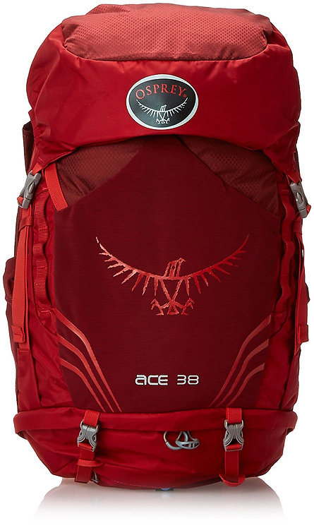 Osprey Ace 38 Internal Frame Pack for kids