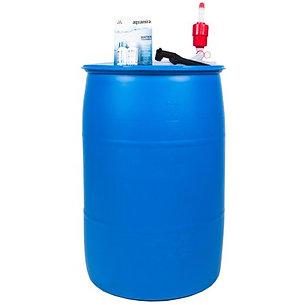 55 gallon water barrel (Augason Farms)
