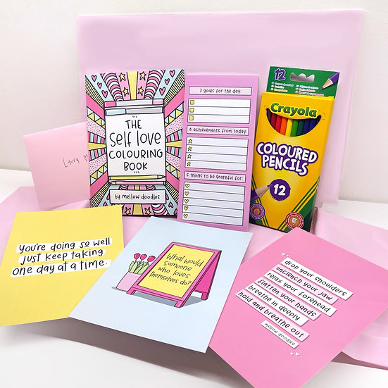Self Care Letterbox Gift