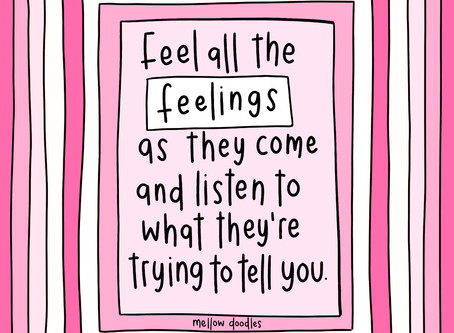 Listen To Your Feelings