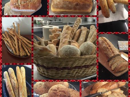 Las ventajas del pan preparado con tiempo