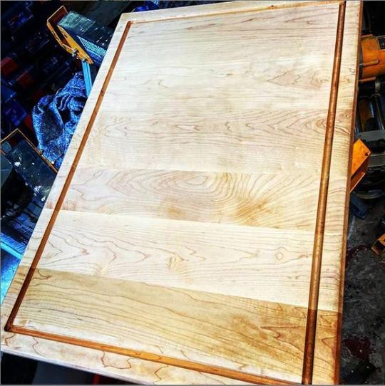 Massive Maple Meat Board