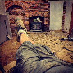 Renovation, renovation, renovation