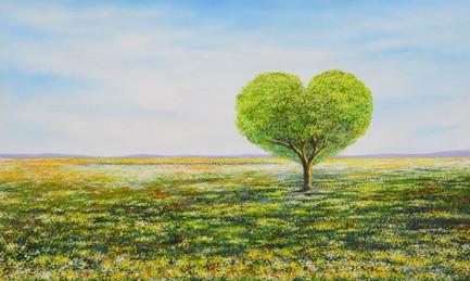 Árvore Coracao