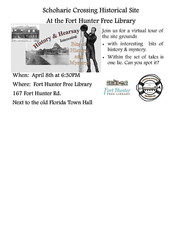 schoharie adults april 8 history and hea