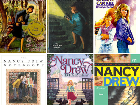 Nancy Drew - And The Case Of Her 90th Birthday