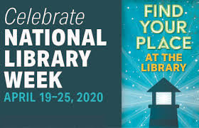 This is National Library Week!