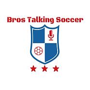 Bros Talking Soccer Logo (Full) - Square