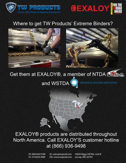 Extreme Binder's Distrubtion