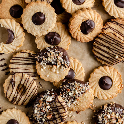 3 Ingredient Paleo Cookies (Vegan, Gluten Free)