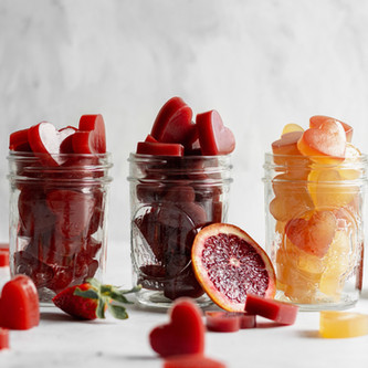 Healthy Homemade Fruit Gummies (Paleo, AIP)