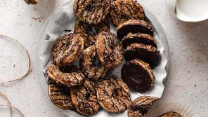 Copycat Samoa Girl Scout Cookies (Vegan, Paleo)