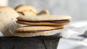 Copycat Milano Cookies (Gluten Free, Dairy Free)