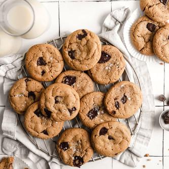 The Best Paleo Chocolate Chip Cookies (Gluten Free, Dairy Free)