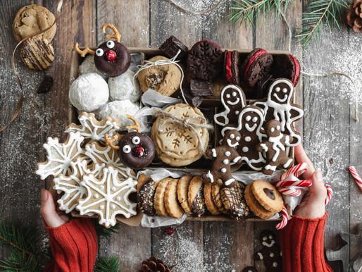 2020 Holiday Cookie Box (Gluten Free, Paleo)