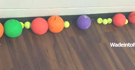 Muscle Relief - It's a ball!