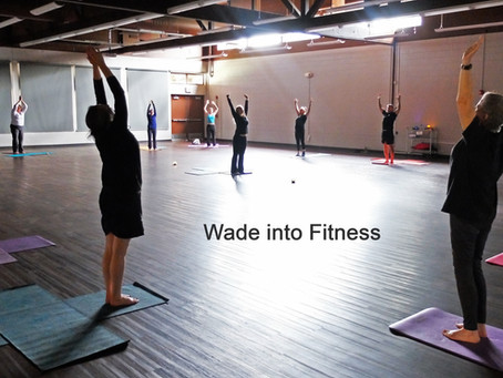 Wade into Fitness 10th Anniversary!
