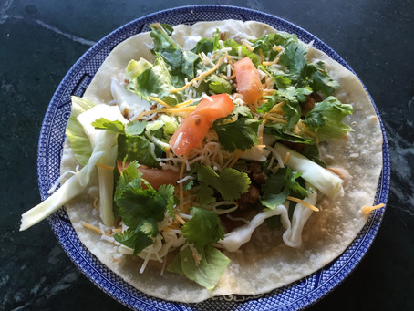 Healthy, Tasty Mexican Food