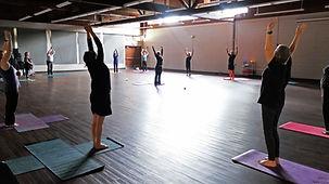 WadeintoFitness.com Healing Yoga