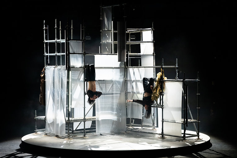 Aila Franken Max Lamperti, Lenz Regie: Lukas Michelitsch © Christina Taferner