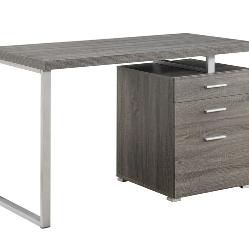 writing desk with file drawer