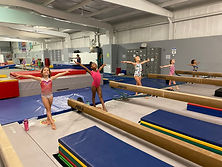 STARS League at Gymnastic World